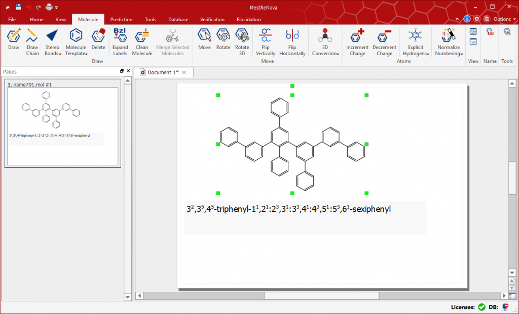 Upgrade Mnova and enjoy free NMR Predictions (and more