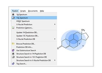 NMR Predict - Mestrelab
