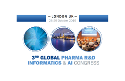 Global Pharma R&D Informatics and AI Congress