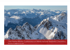 2nd Alpine Winter Conference