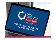 EFMC-ISMC 2020 online event